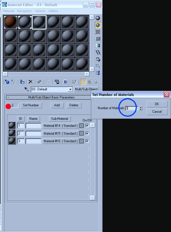 Tutorial para 3D Max, nº1  Cómo hacer objetos con