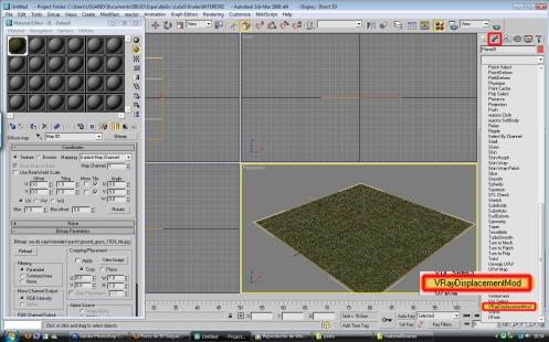 Como crear vertices en 3d max